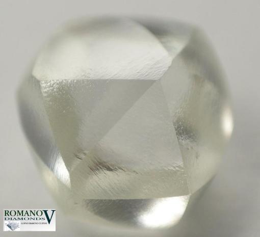 diamant brut 0.55 carate